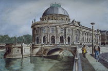 Bodemuseum by Heinz Sterzenbach