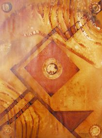 VU 110 Komposition 12 by Heinz Sterzenbach
