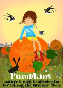 Pumpkins by Elisandra Sevenstar