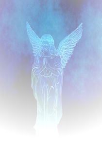 mystischer Engel by sabiho