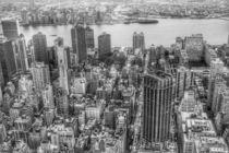 Manhattan New York City by wamdesign