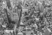 Manhattan New York City von wamdesign