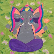 Ganesha by marionata
