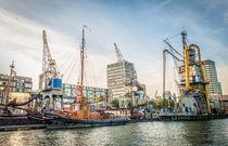 Maritime museum Rotterdam von Erik Mugira