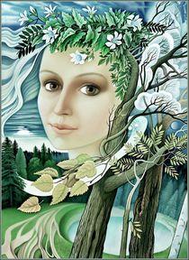 Russische Flora by Konstantin Beider