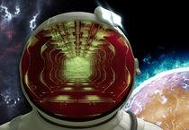 Astronaut by Michael Golüke