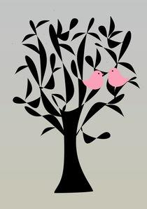 Love birds von lescapricesdefilles
