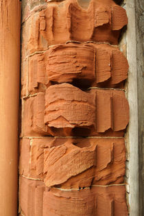 Erosion 2 (St. Magnus, Kirkwall) von Sabine Radtke