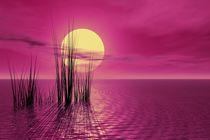 Sonnenuntergang by Gabi Siebenhühner