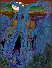 Mondnacht  by Konstantin Beider