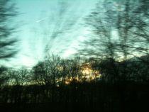 Sonne reisst Himmel2 by Sarah Greulich