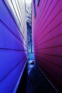 Sinnlose Gasse by Angelika Thomson