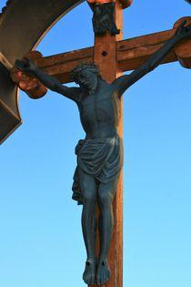 Kruzifix  von Angelika Thomson