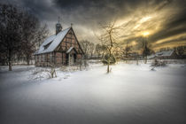 winterzeit III by Manfred Hartmann