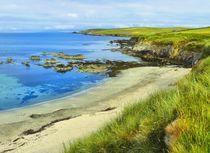 'Bigton Wick auf Shetland Mainland' by gscheffbuch