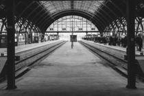 Bahnhof von Marcel Fagin