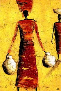 La femme du Puits by Boris Selke