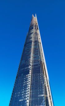 The Shard skyscraper by Leighton Collins