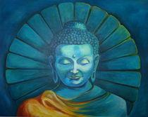 Buddha von Edgar Rippel