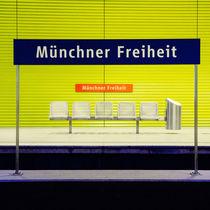 [:] MÜNCHNER FREIHEIT [:] by Franz Sußbauer