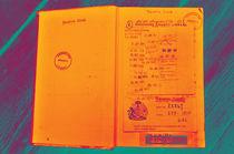 Library book no.4 by Jane Glennie