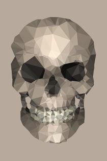 Polygons skull by wamdesign