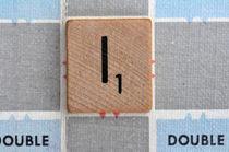 Scrabble I by Jane Glennie