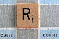 Scrabble R von Jane Glennie