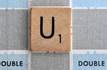 Scrabble U by Jane Glennie