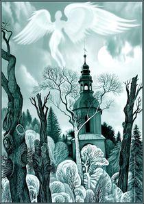 Der Engel  by Konstantin Beider