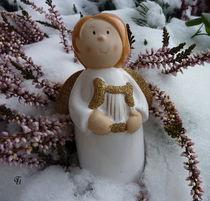 Engelchen im Schnee... von Thea Ulrich