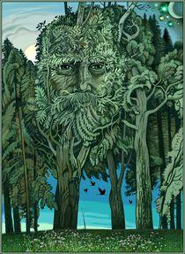 Der Waldgeist  von Konstantin Beider