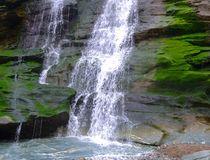 Wasserfall by Ute Bauduin