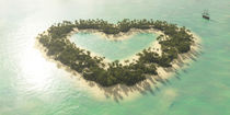 Die Herzinsel by Peter Weishaupt