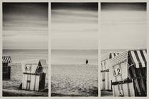 Strandspaziergang von Dörte Kleyling