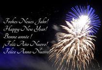 Frohes Neues Jahr! von Zarahzeta ®