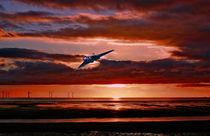 Vulcan at Sunset by John Wain