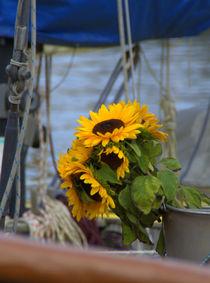 Sunflowers by uta-behnfeld