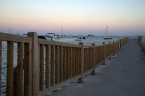 Sunset in Ibiza by uta-behnfeld