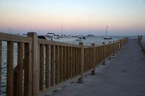 Sunset in Ibiza von uta-behnfeld
