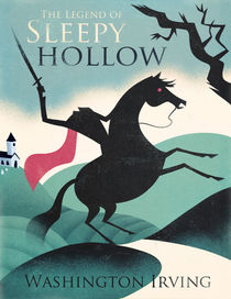 Sleepy Hollow Cover Art by Benjamin Bay
