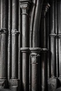 Säulen im Kloster by vintage-art