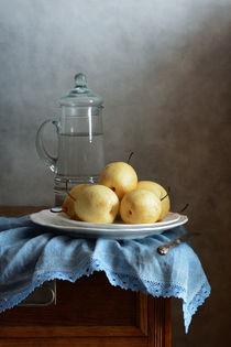 Asiatische Birnen by Nikolay Panov
