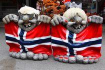 Dei Trolle Norwegens von ann-foto