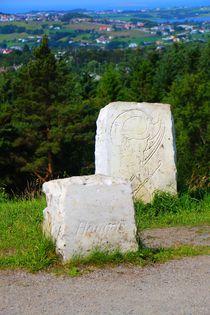 Runen aus vergangenen Tagen (Norwegen) von ann-foto