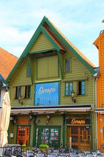Entspannen im norwegischen Cafe von ann-foto