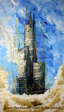 wolkenkratzer von Edmond Marinkovic
