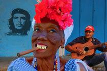 Cubanerin von Wolfgang Pfensig