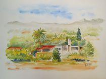 Monte Grazie by Theodor Fischer
