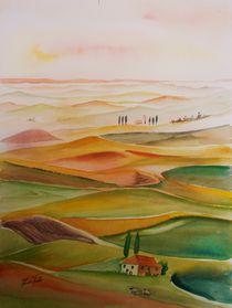 Piemont by Theodor Fischer